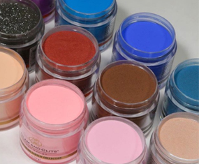 Colour Acrylic Powders