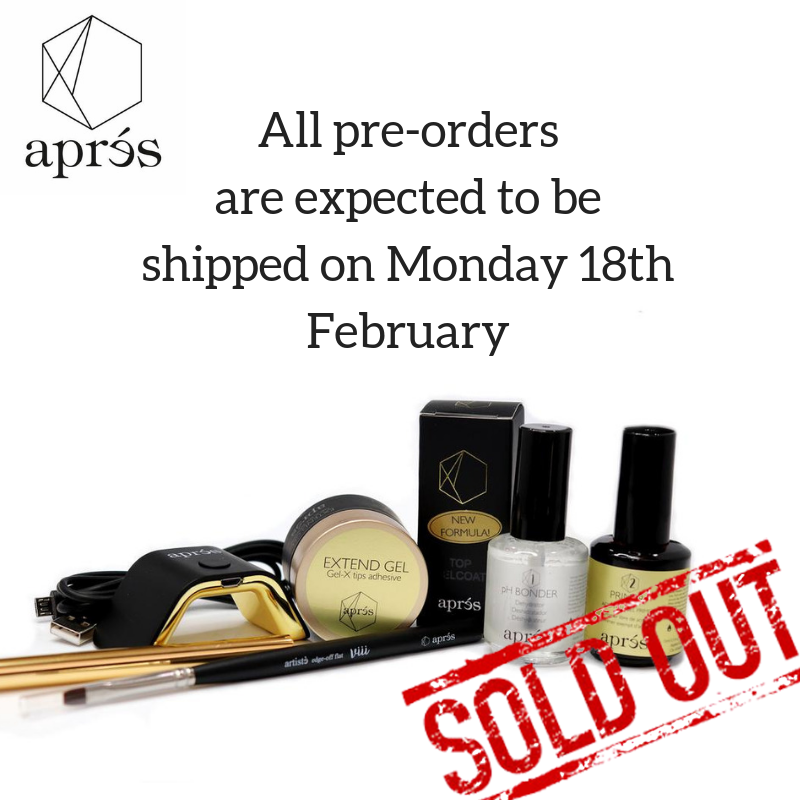 APRES SOLD OUT
