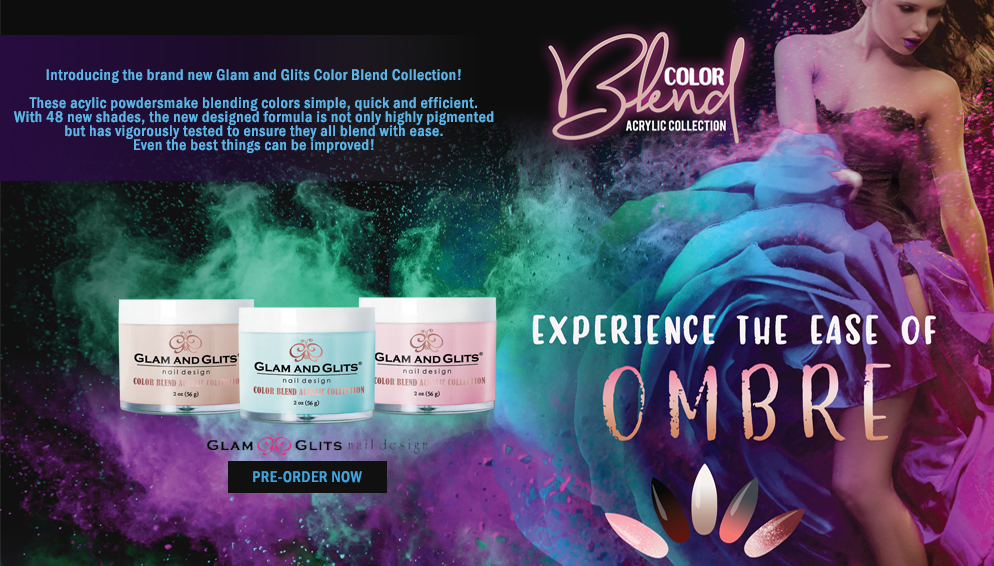 GLAM GLITS BLEND COLLECTION