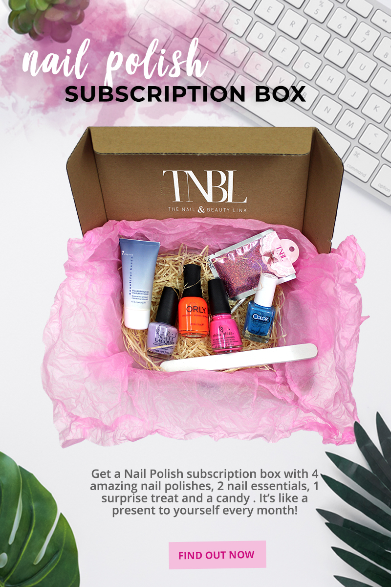 Nail Polish subscription