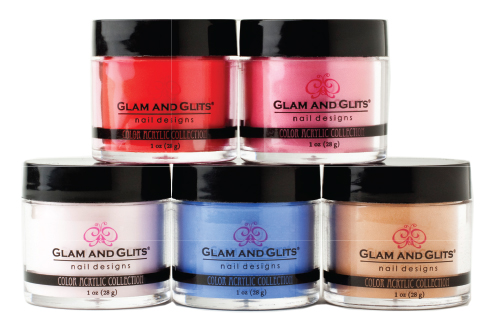Glam & Glits Color Acrylic