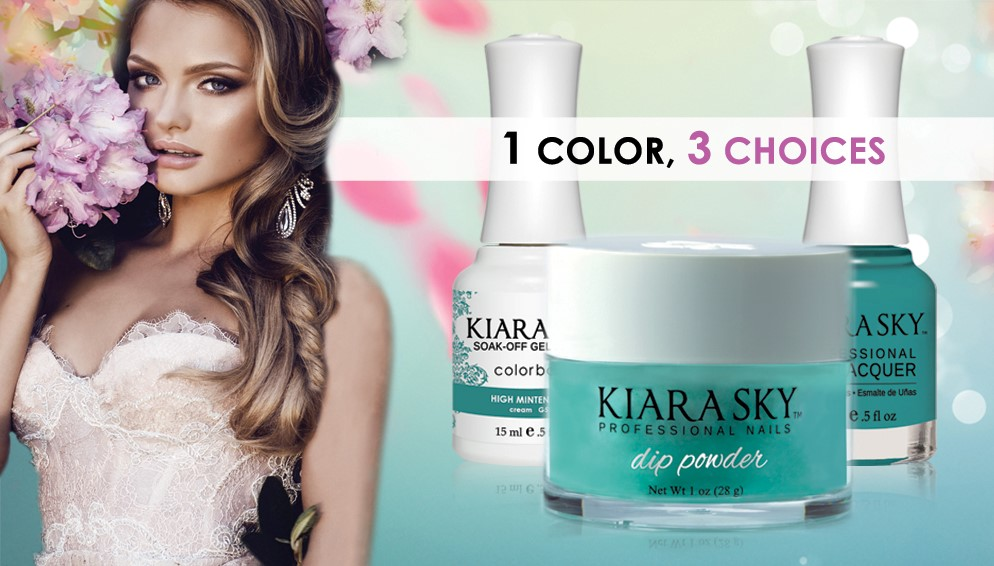 Kiara Sky Professional Nails & Glam and Glits Nail Design UK ...