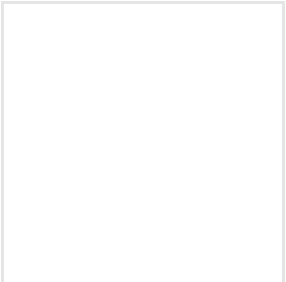 GlamLac Gel Polish - Sparkling Silver No Wipe Led/UV Top Coat 15ml